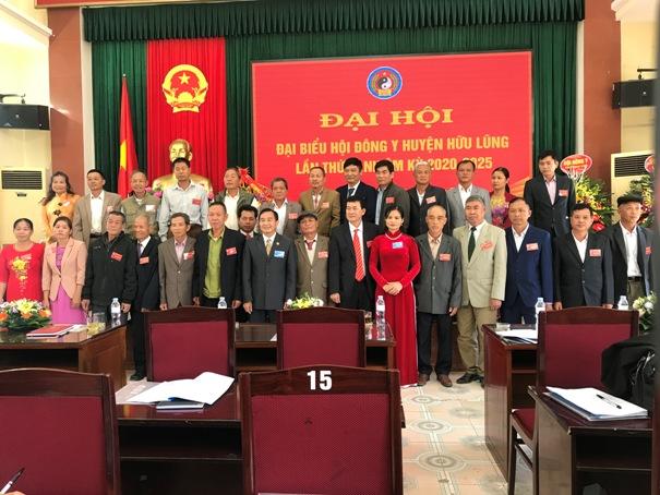 BCH Hội Đông y nhiệm kỳ 2020-2025 ra mắt Đại hội.jpg