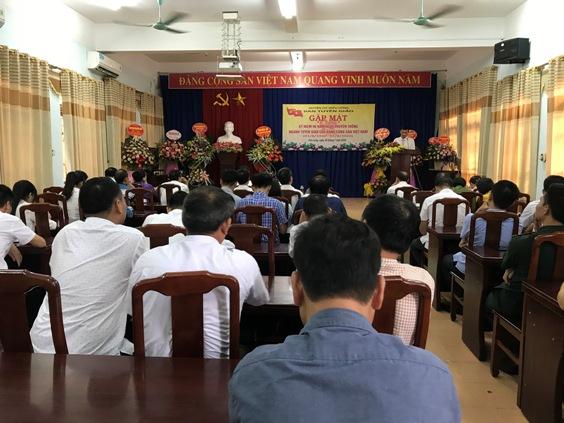 Ban Tuyên giáo tổ chức gặp mặt 90 năm ngày truyền thống ngành Tuyên Giáo.jpg
