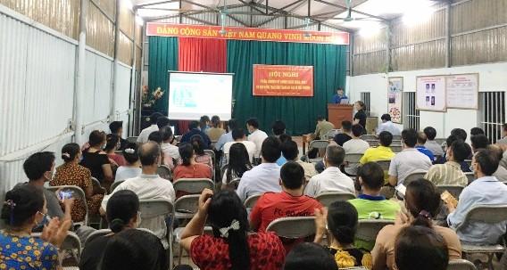 Toàn cảnh buổi tuyên truyền về BHXH tự nguyện và BHYT tại xã Yên Thịnh.jpg